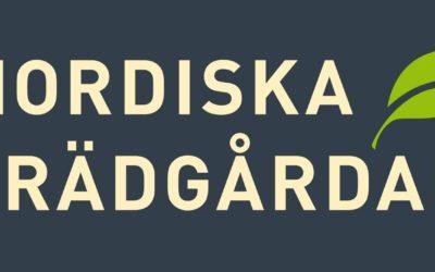 Nordiska trädgårdar, Stockholmsmässan 22/3